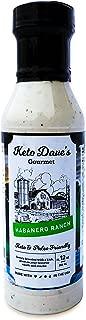 Keto Dave's Gourmet Dressing - Habanero Ranch