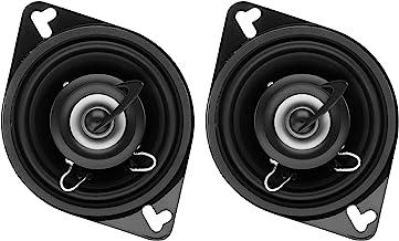 $21 » Planet Audio TRQ322 3.5 Inch Car Speakers - 140 Watts of Power Per Pair, 70 Watts Each, Full Range, 2 Way, Sold in Pairs (...