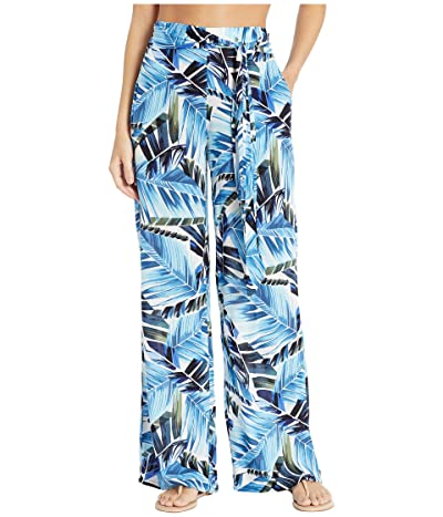 La Blanca Two Cool Pant Cover-Up (Blue) Women