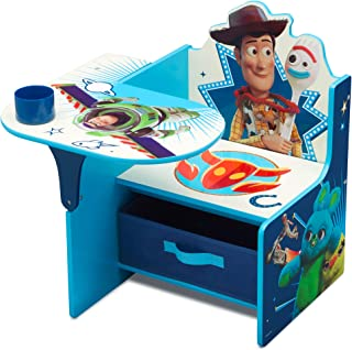 Delta Children Chair Desk with Storage Bin, Disney Toy Story 4