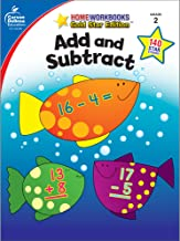 Add and Subtract, Grade 2 (Home Workbooks)