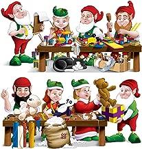 Santa's Workshop Props Party Accessory (1 count) (2/Pkg)