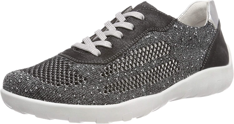 Remonte Women's R3503 Low-Top Sneakers