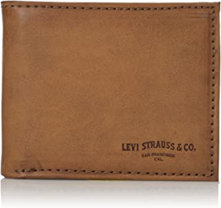 Levis 2019 Mens Wallet, Card Cases & Money Organizers