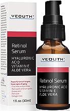Retinol Serum 2.5% with Hyaluronic Acid, Aloe Vera, Vitamin