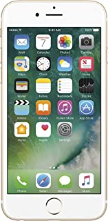 Apple iPhone 6S, 128GB, Gold - For AT&T (Renewed)