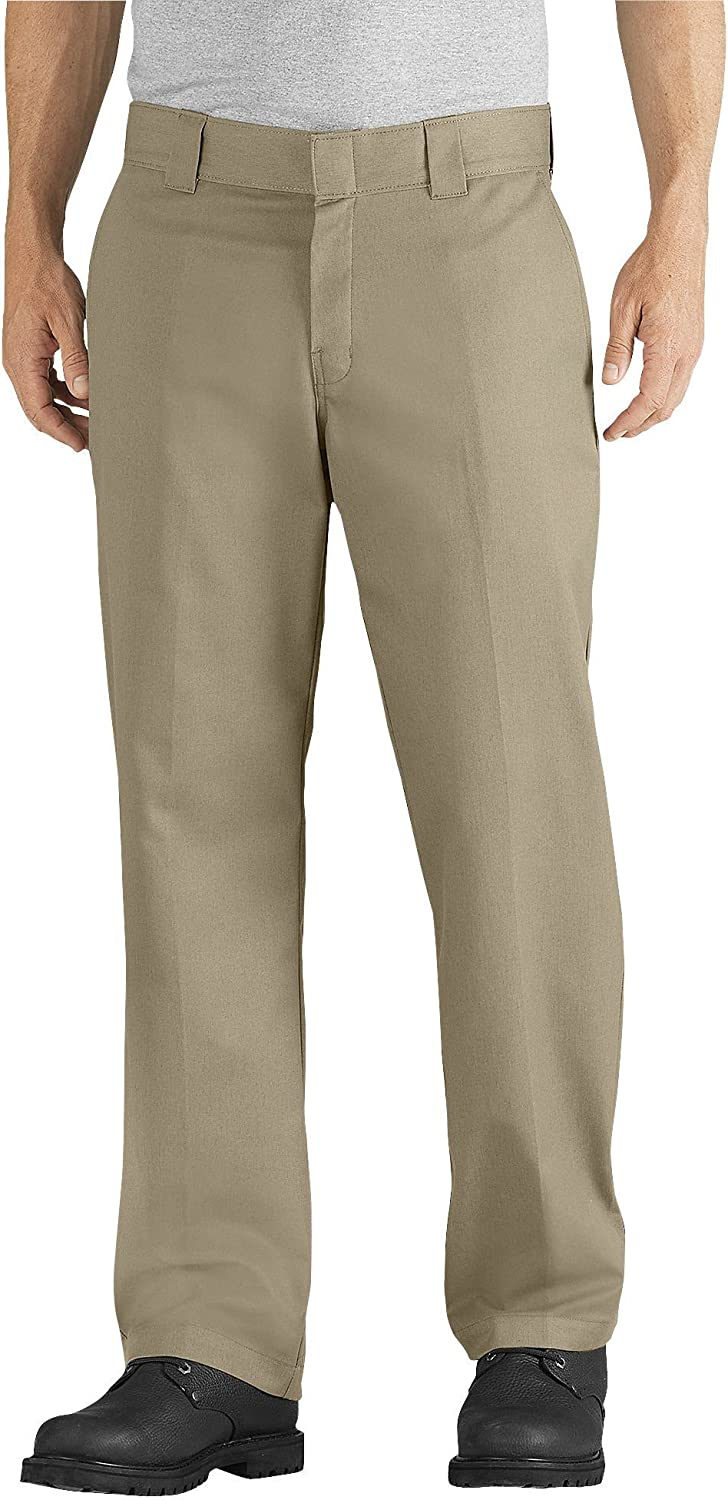 Dickies Men's Relaxed latest Max 62% OFF Fit Twill Work Pant