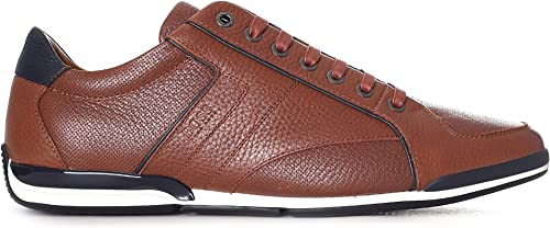 BOSS Casual Herren Turnschuhe Saturn_Lowp_tbpf