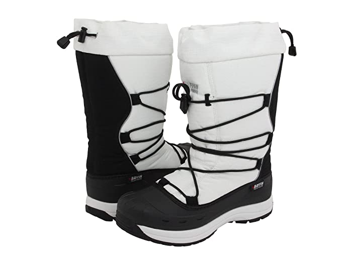 Baffin  Snogoose (White) Womens Cold Weather Boots