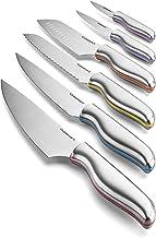 Cuisinart Set de cuchillos con distinción de color 12 pzs,,