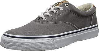 Sperry Men's Salt Washed Striper LL CVO Boat Shoe