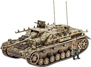 """Revell- Maqueta de Tanque SD.Kfz. 167"""" Stug IV, Escala 1: 35, orgin Algas fidelidad imitación con Muchos Detalles (03255) (Revell03255)"""