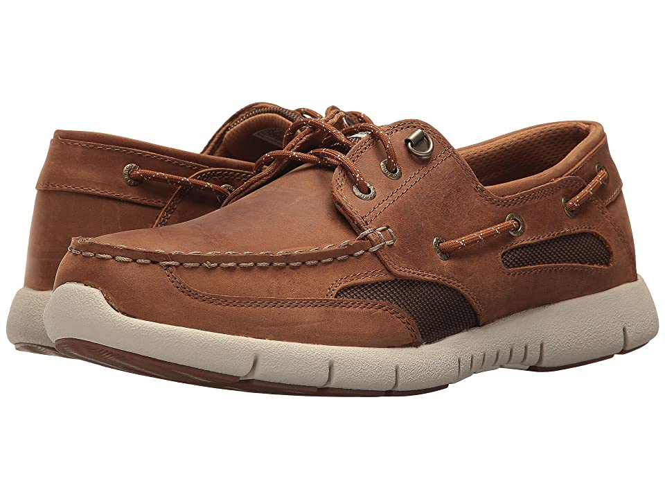 Sebago Clovehitch Lite (Tan Leather) Men