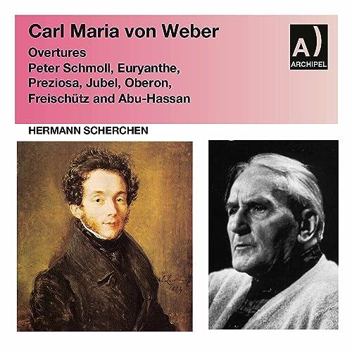 Carl Maria von WEBER - Euryanthe, Oberon & autres opéras - Page 3 81e58U16+mL._SS500_