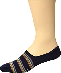 Paul Smith - Mini Multi Block No Show Sock