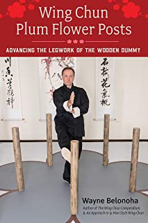 Wing Chun Plum Flower Posts: Advancing the Legwork of the Wooden Dummy