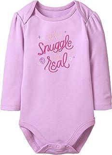 Gymboree Baby Girl Long Sleeve Bodysuit