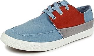 Spunk Men's Canvas Sneakers