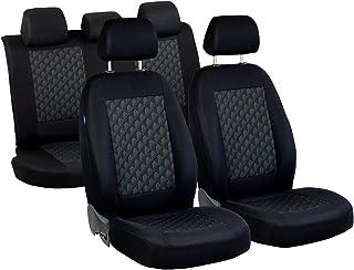 Opel Astra J Maß Schonbezüge Sitzbezug Sitzbezüge 1+1 Kunstleder D102