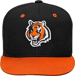 Outerstuff NFL Boys Kids 2-Tone Flat Visor Snapback Hat