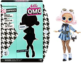 Sponsored Ad - LOL Surprise O.M.G. Uptown Girl Fashion Doll with 20 Surprises
