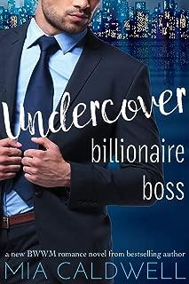 Undercover Billionaire Boss: A BWWM Contemporary Romance