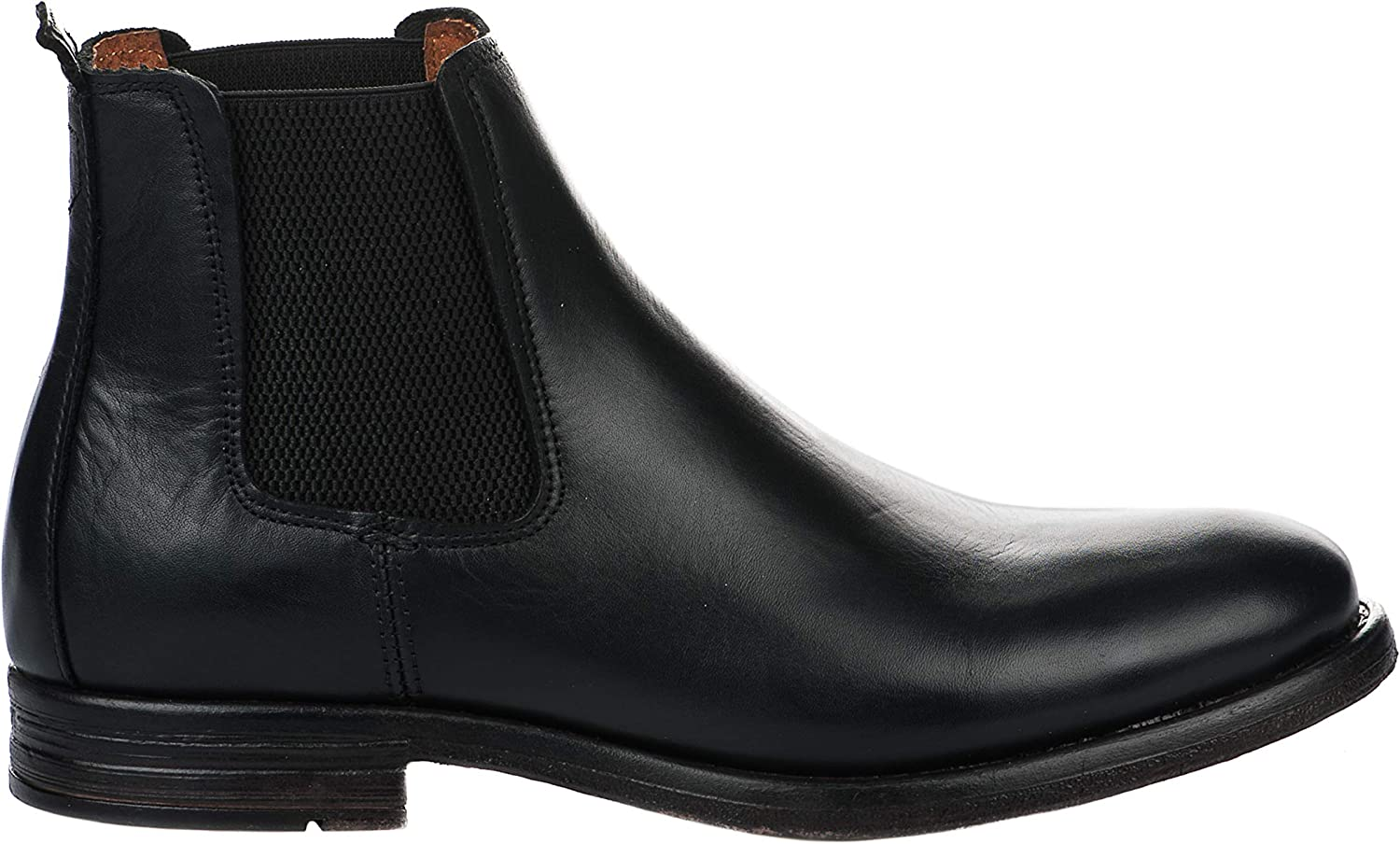 First Collective bottes Homme Noir