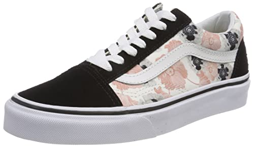 Buy Vans Women's Old Skool (california Poppy) California Poppy ...
