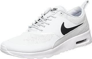 Nike Air Max Thea 599409 Damen Laufschuhe, Elfenbein (Pure Platinum/black/white), 37.5 EU