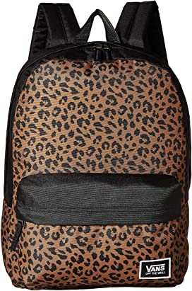 e6743fc25c Vans Realm Backpack at Zappos.com