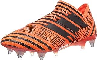 adidas Performance Mens Nemeziz 17+360AGILIGTY Soft Ground Football Boots-Orange