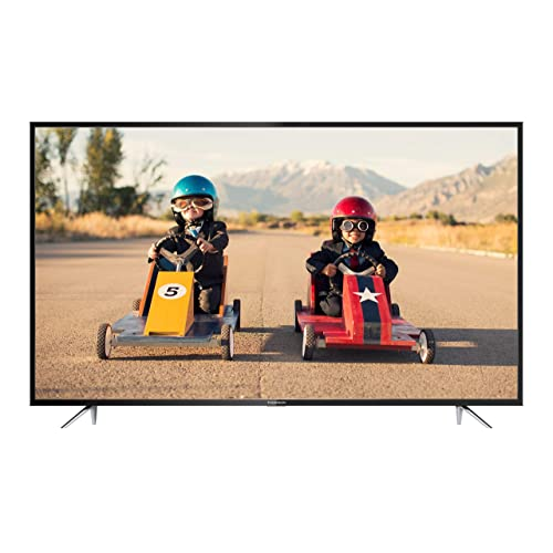 Thomson 43UC6326 109 cm (43 Zoll) Fernseher (Ultra HD, HDR, Triple Tuner, Smart TV)