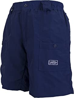 AFTCO Original Fishing Shorts Long Navy