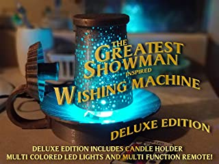 greatest showman spinning light