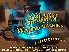 wishing light greatest showman