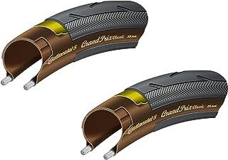 2本セット Continental(コンチネンタル) GRAND PRIX CLASSIC 700c クリンチャー グランプリ クラシック [並行輸入品]