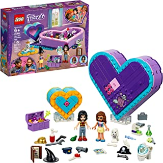 LEGO Friends Heart Box Friendship Pack 41359 Building Kit, 2019 (199 Pieces)