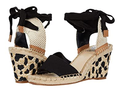 Vince Camuto Levernta (Black/Multi Natural) Women