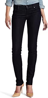 7 For All Mankind Women's Roxanne Slim Fit Jean in New Rinse