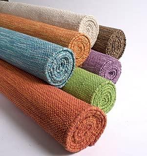 Best 100 cotton yoga mat Reviews