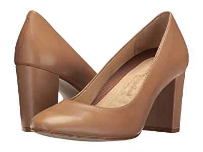 Walking Cradles Matisse (Nude Leather) High Heels
