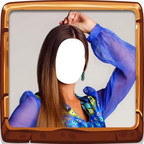 Ombre Hair Salon Photo Editor