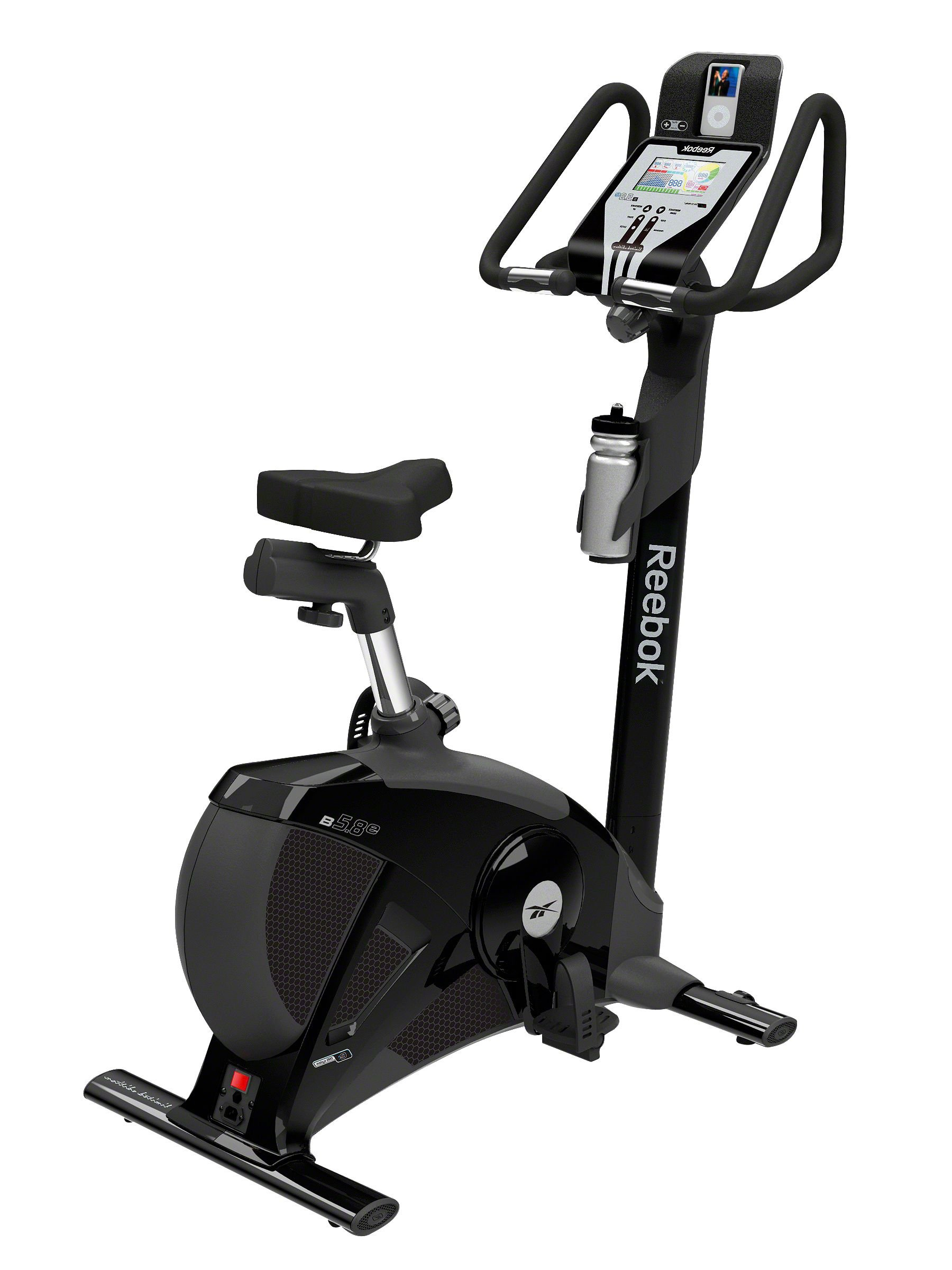 Reebok HY1000Si - Bicicletas estáticas y de spinning para fitness: Amazon.es: Hogar