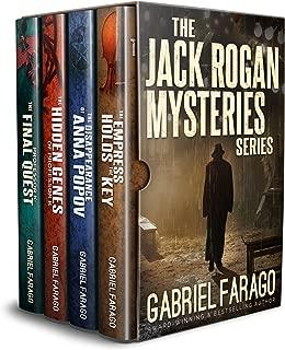 The Jack Rogan Mysteries Series Boxset: Books 1-4