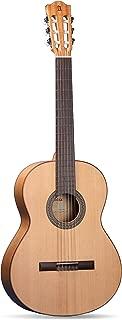 Alhambra 6 String Acoustic Guitar, Right, Solid Canadian Cedar, Flamenco (2F-US)