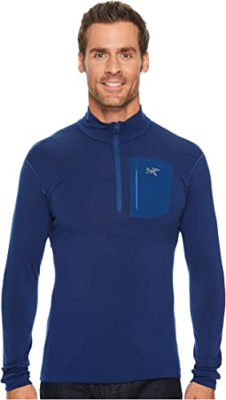 Arc'teryx - Satoro SV Zip Neck Long Sleeve