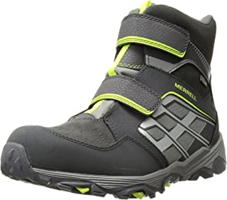Merrell Kids' Moab FST Polar Mid a/C Waterproof Hiking Boot