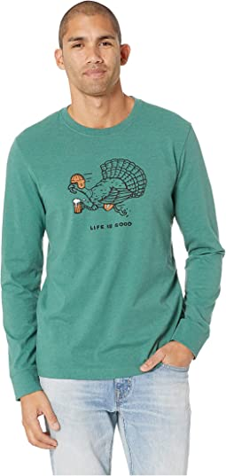 Turkey Run Crusher Long Sleeve T-Shirt