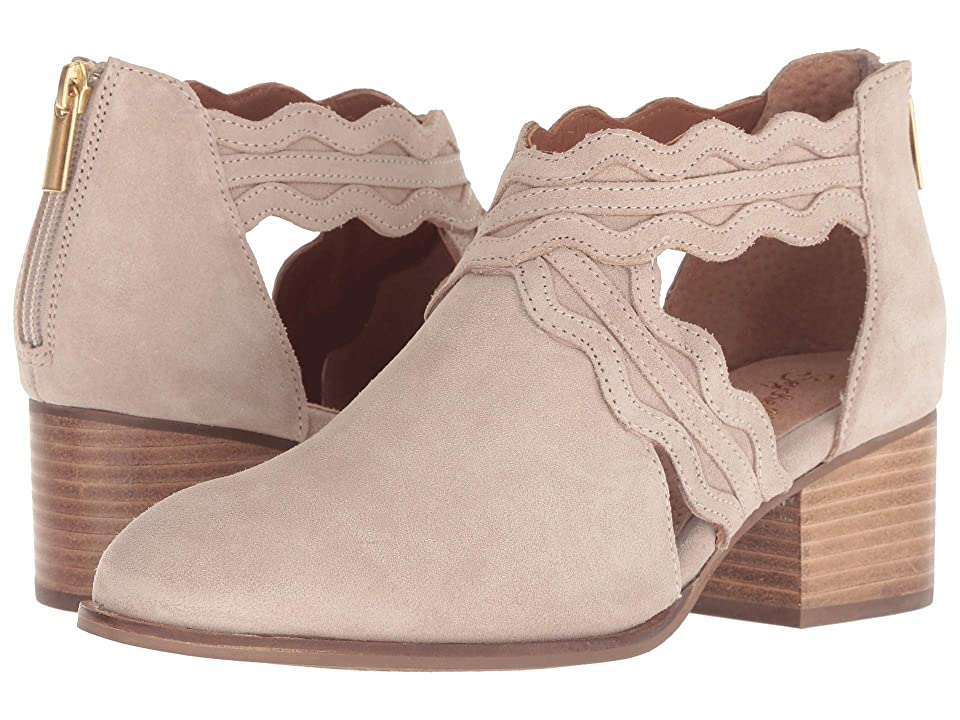 Seychelles All Together Bootie (Sand Suede) Women