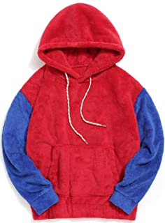 Spider Parker Peter Man Homecoming Hoodie with Blue Sleeves